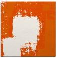 rug #1051930 | square red-orange graphic rug