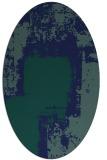 rug #1052060   oval abstract rug