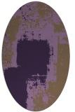 rug #1052262   oval abstract rug