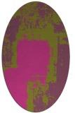 rug #1052365   oval abstract rug