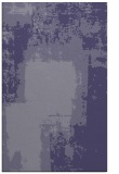 rug #1052478 |  blue-violet abstract rug