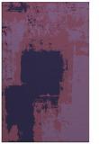 rug #1052486 |  purple abstract rug