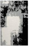rug #1052530 |  black abstract rug
