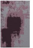rug #1052634 |  purple graphic rug