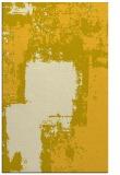 rug #1052702 |  yellow abstract rug