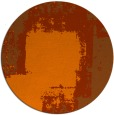 rug #1053025 | round abstract rug