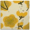 rug #105353   square yellow natural rug