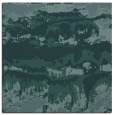 rug #1055406 | square blue-green rug
