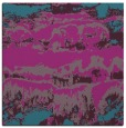 rug #1055414   square pink abstract rug
