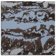 rug #1055442   square blue-violet abstract rug