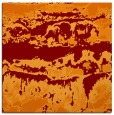 rug #1055534   square orange abstract rug