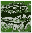 rug #1055614 | square green abstract rug