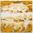 rug #1055682 | square light-orange abstract rug