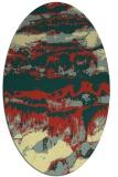 rug #1056030 | oval popular rug