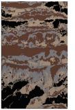 rug #1056082    black abstract rug