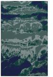 rug #1056106 |  blue abstract rug