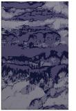 rug #1056158    blue-violet graphic rug