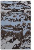 rug #1056178    blue-violet abstract rug