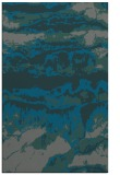 rug #1056198 |  green graphic rug