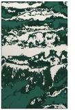 rug #1056202 |  green abstract rug