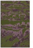 rug #1056206    green graphic rug