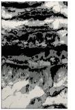 rug #1056210 |  black abstract rug