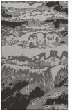 rug #1056282 |  orange abstract rug