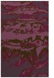 rug #1056302 |  purple graphic rug