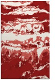 rug #1056326 |  red graphic rug
