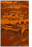 rug #1056334    red-orange graphic rug
