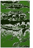rug #1056350 |  green graphic rug