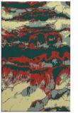 rug #1056398 |  yellow abstract rug