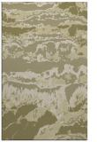 rug #1056406 |  light-green abstract rug