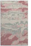 rug #1056422 |  pink graphic rug