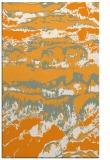rug #1056426    light-orange abstract rug