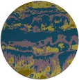 rug #1056515 | round abstract rug