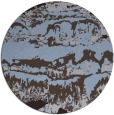 rug #1056548 | round abstract rug