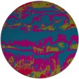 rug #1056559 | round abstract rug