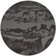 rug #1056588 | round abstract rug