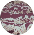 rug #1056601 | round abstract rug