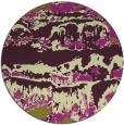 rug #1056675 | round abstract rug