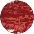 rug #1056695 | round abstract rug
