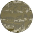 rug #1056782 | round light-green graphic rug