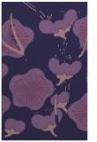 rug #105865 |  blue-violet rug