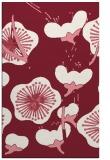 rug #105981 |  pink popular rug