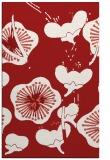 rug #106017 |  red natural rug