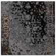 rug #1060862 | square beige graphic rug