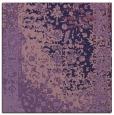 rug #1060950 | square purple popular rug
