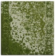 rug #1060978 | square green rug