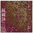 rug #1061006 | square beige graphic rug